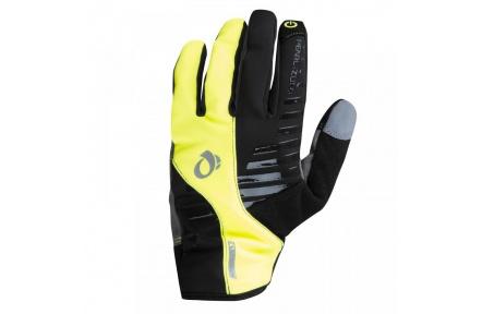 PEARL IZUMI CYCLONE GEL rukavice,SCREAMING žlutá
