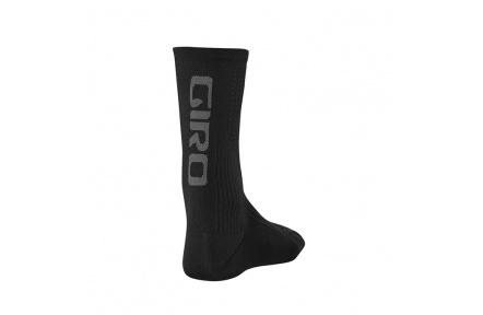 GIRO ponožky HRC Team-black/dark shadow