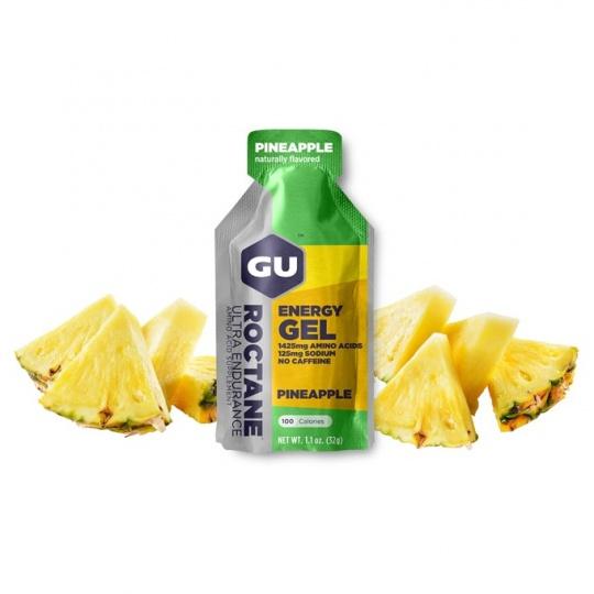 GU Roctane Energy Gel 32 g - Pineapple 1 SÁČEK (balení 24ks)
