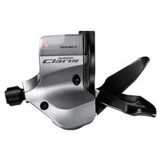 SHIMANO páčka SL-2400 CLARIS levá 2 rychl 1800 mm