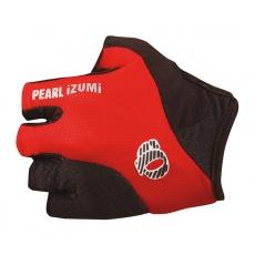 PEARL iZUMi ELITE GEL rukavice, červená, M