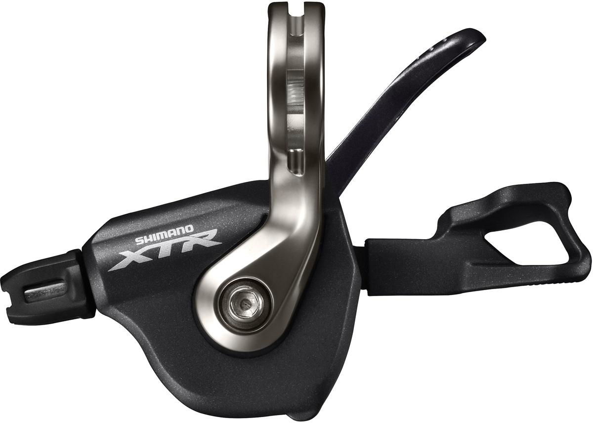 SHIMANO řadící páčka XTR SL-M9000 levá 2/3 rychl objímka bez ukaz bal