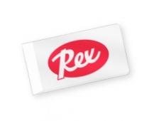REX 606 Akrylátová škrabka 6 mm, zkosená