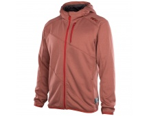 EVOC bunda - HOODY JACKET MEN, CHILI RED