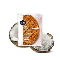 GU Energy Wafel Coconut (16ks v balení)