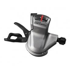 SHIMANO řad páka SL-T610 Deore pravá 10 rychl stříbrná