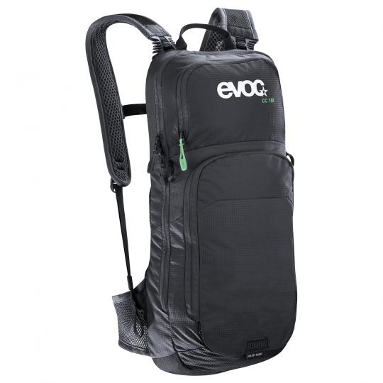 EVOC batoh CC 10l - black + badder 2l