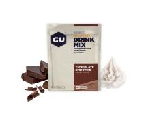 GU Recovery Drink Mix 50 g-choco/smooth 1 SÁČEK (balení 12ks)
