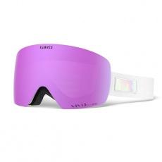GIRO Contour White Iridescent Vivid Pink/Vivid Infrared (2skla)