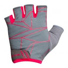 PEARL iZUMi SELECT dámské rukavice, TURB/VIRTUAL ORIGAMI růžová
