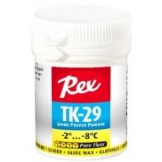 REX 490 TK-29 Fluorový prášek, -2°C až -8°C, 30g