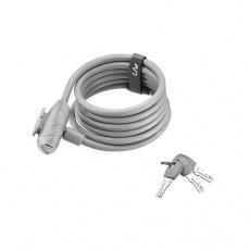 LIV Flex Key Cable Lock gray