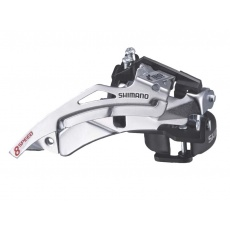 SHIMANO přesmykač ALTUS FD-M190 MTB pro 3x8/7 obj 31,8 Top-swing dual pull 42 z