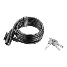GIANT Flex Key Cable Lock black