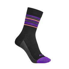 LIV Race Day Sock-black