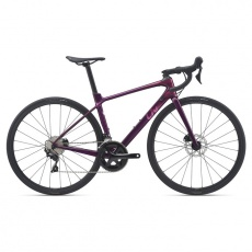 LIV Langma Advanced 2 Disc 2021 Chameleon Plum
