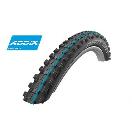 Schwalbe plášť Dirty Dan 29x2.0 Addix Speedgrip LiteSkin černá skládací