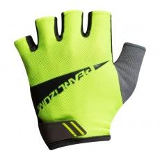 PEARL iZUMi SELECT rukavice, SCREAMING žlutá