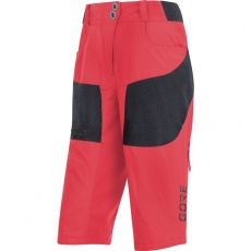 GORE C5 Women All Mountain Shorts-hibiscus pink
