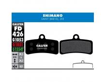 GALFER destičky SHIMANO FD426 advanced