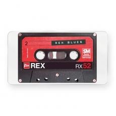 REX 604 Acrylic scraper, special design, kazeta