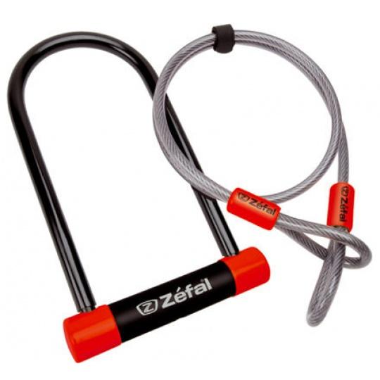 Zefal zámek K-Traz U13 +kabel