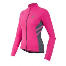 PEARL iZUMi W SELECT PURSUIT THERMAL dres, SCREAMING růžová pruhy,