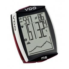 VDO M6 WL - bezdrátový, digitální, s měřením tepu a výškoměrem