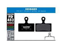 GALFER destičky SHIMANO FD452 advanced