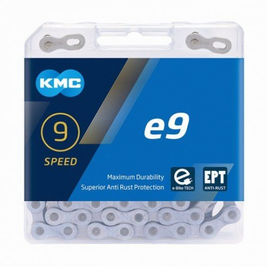 ŘETĚZ KMC E9 EPT NEREZNOUCÍ BOX