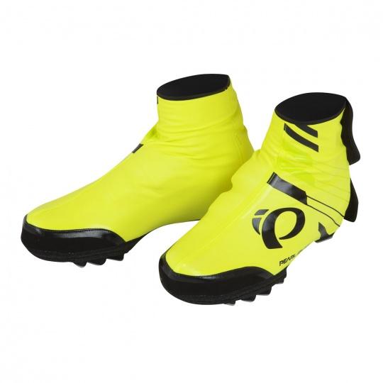 PEARL iZUMi PRO BARRIER WXB MTB návleky na boty, SCREAMING žlutá