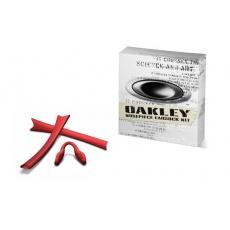OAKLEY Radar Earsock/Nspce Kit Red