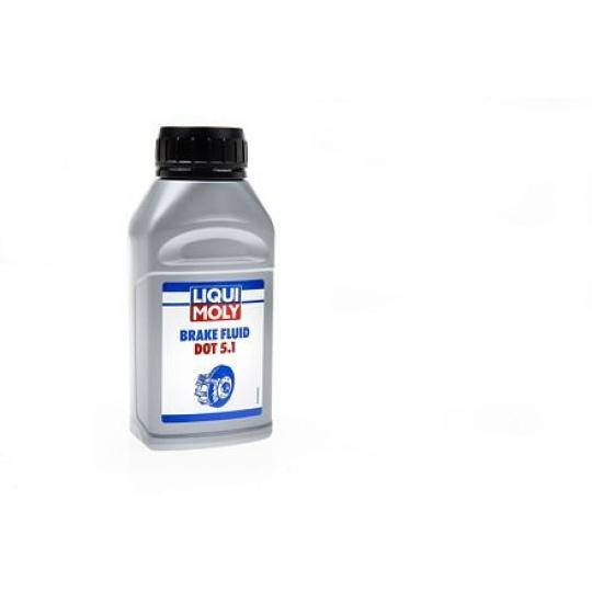 BLEEDKIT LM-25000 brzdová kapalina Liqui Moly DOT 5.1 250 ml
