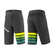 GIANT Transfer Short-black/yellow/green