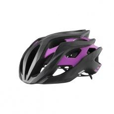 LIV přilba REV Black/Purple Western-CPSC/CE
