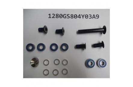 Shock GS804Y Rock Arm Bolts Kit JY001/blk (8+10+11) 17-Anthem 1/2/3/FR/SX