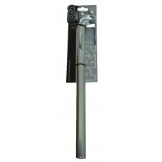 PRO sedlovka XLT 27,2mm/400mm stříbrná