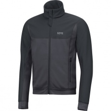 GORE R3 WS Thermo Jacket-terra grey/black