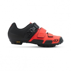 GIRO Code VR70 tretry vermillion/black
