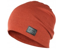 EVOC čepice - BEANIE MULTI chilli red