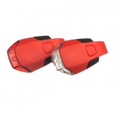 GUEE Camaro set přední+zadní světlo/blikačka-červená