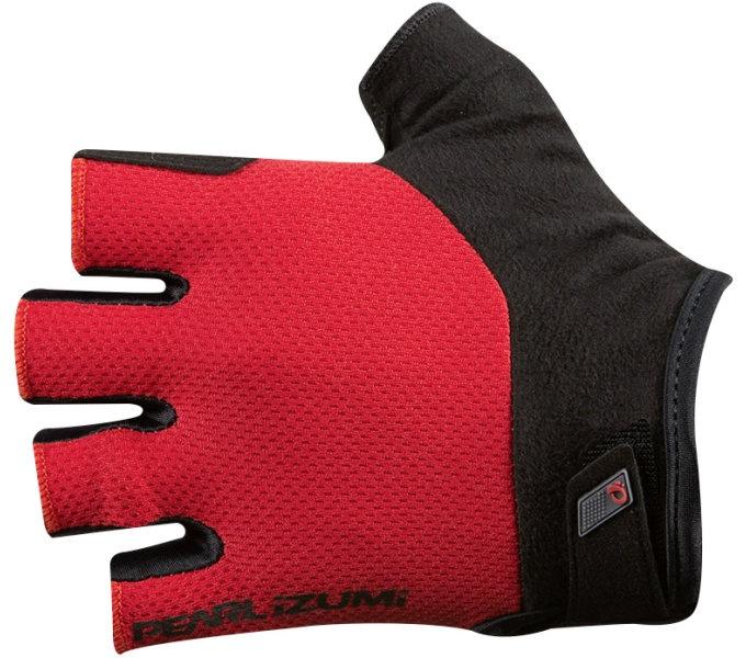 PEARL iZUMi ATTACK rukavice, TORCH červená, M