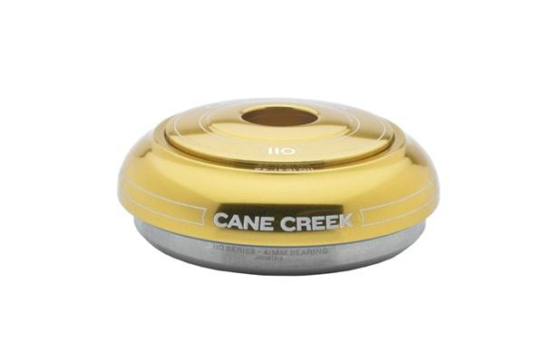 Hlavové složení Cane Creek 110 IS41 Top Short (Gold)