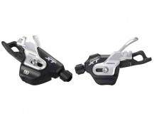 Řadící páčky Shimano XT SL-M780B-I 2-3 x10kol přímá montáž levá+pravá