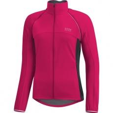 GORE Phantom Lady WS Zip-Off Jacket-jazzy pink/black