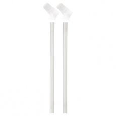 CamelBak eddy Bottle 2 Bite Valve/2 Straws Clear