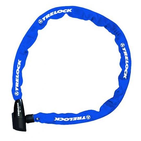 Trelock zámek řetězový BC 115/60/4 Code modrý