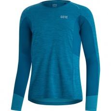 GORE Wear Energetic LS Shirt Mens-sphere blue-S