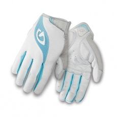 GIRO rukavice TESSA LF-white/milky blue-S