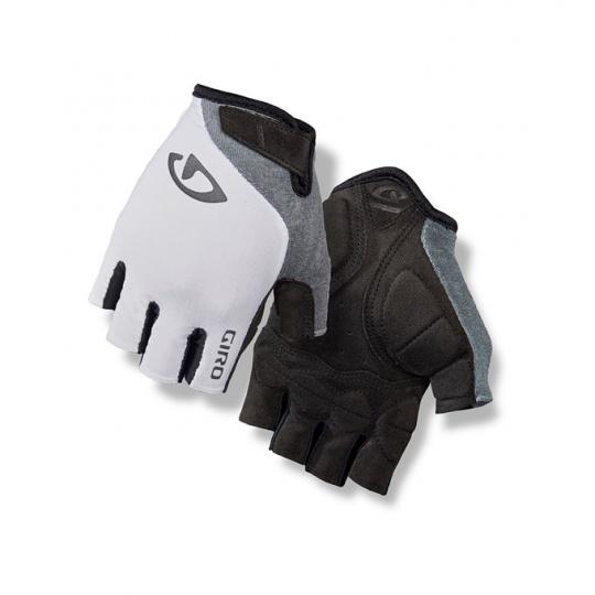 GIRO rukavice Jag´ette-white/titanium